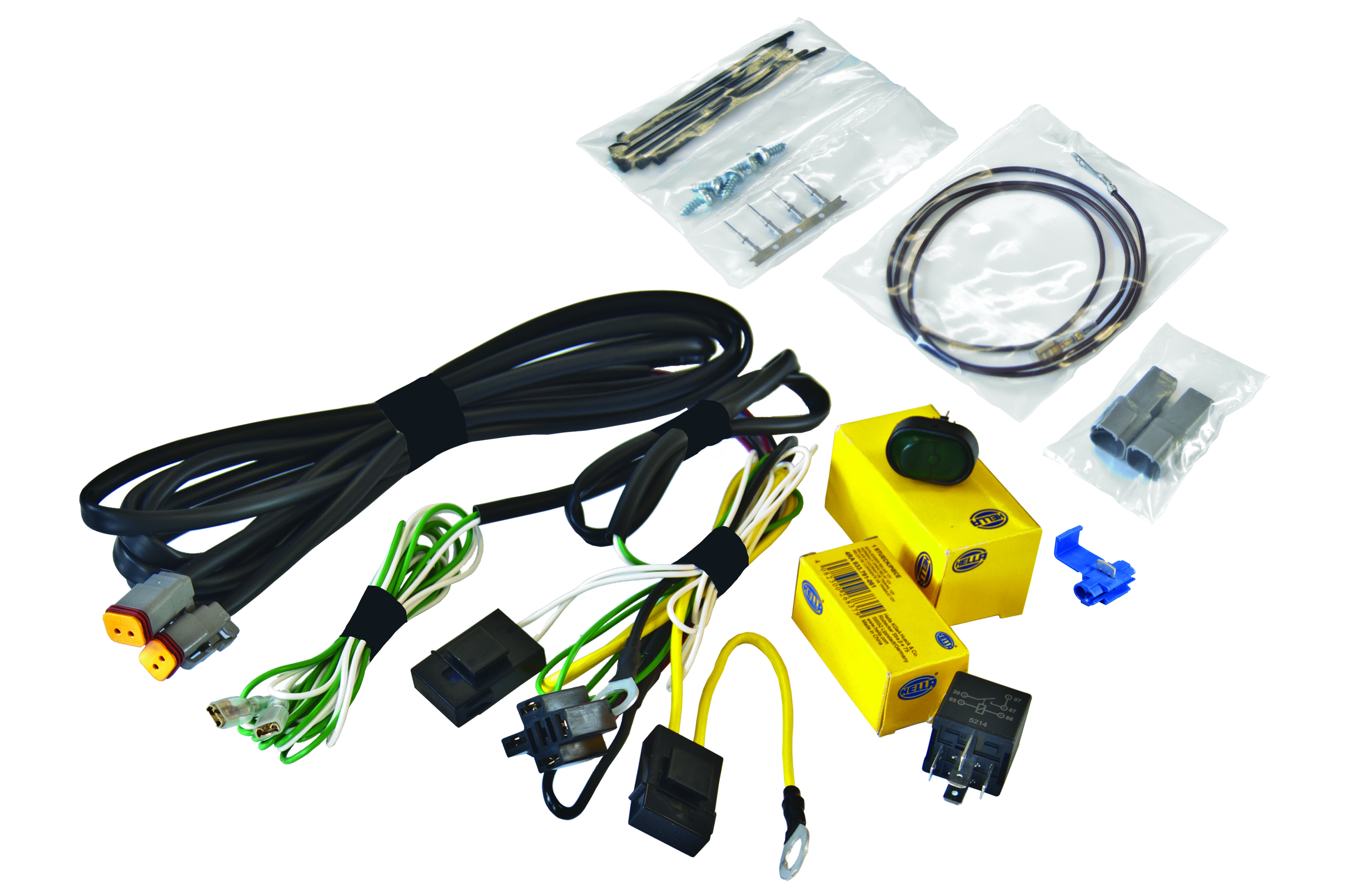 Offroad Light Accessories Wire Harness